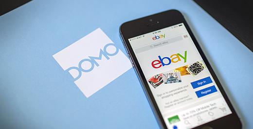 eBay domo