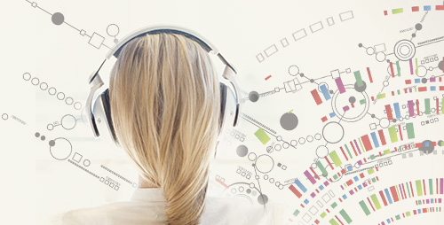 music streaming with big data