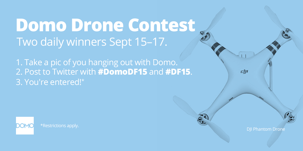 15 twitter dreamforce social drone contest 1024x512