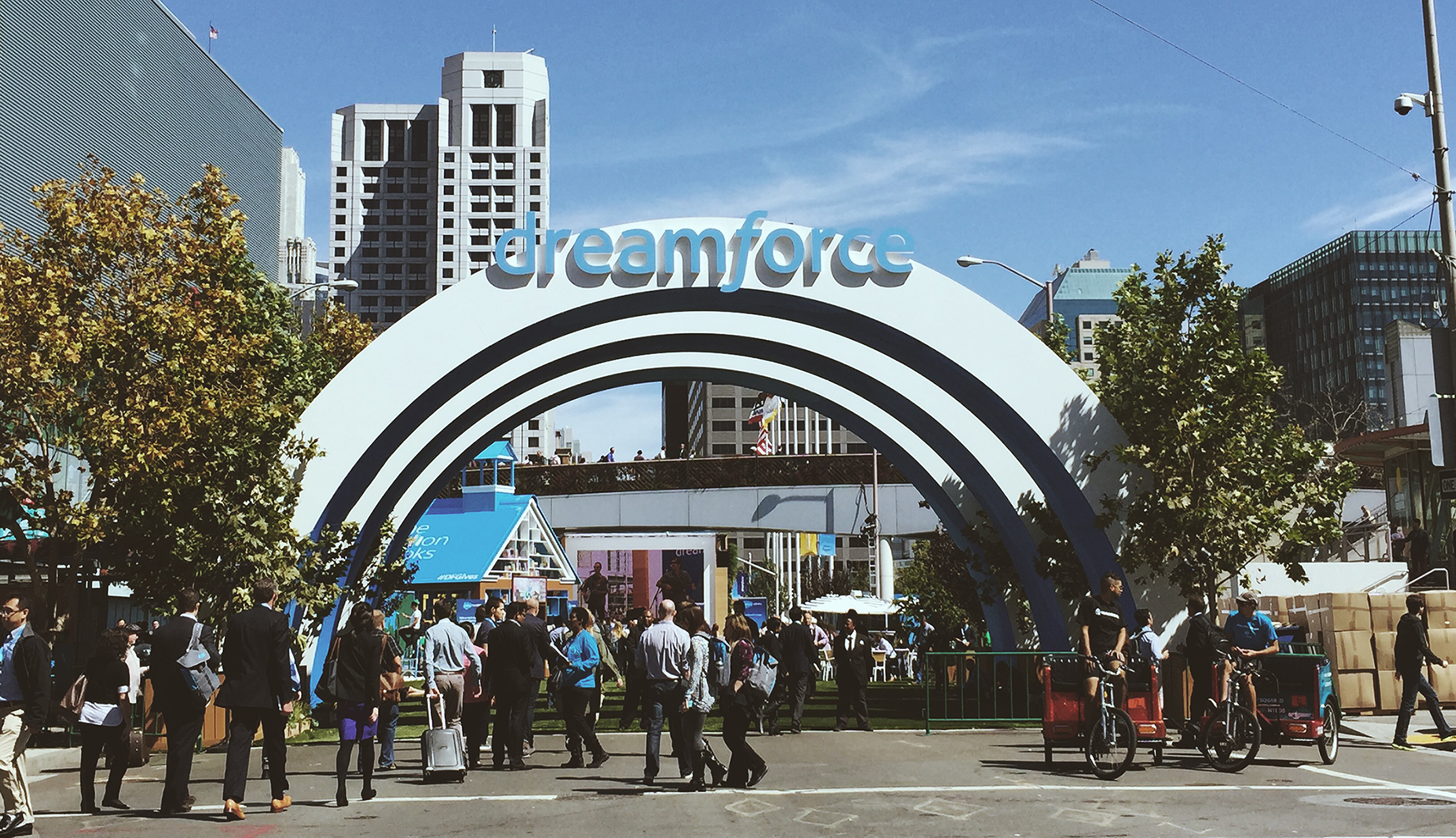 Domo - Dreamforce