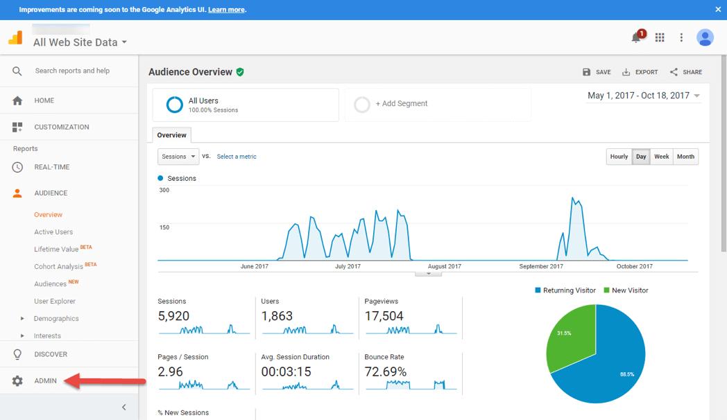 CourseBuilder - Tracking behavior in google analytics