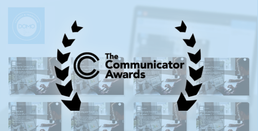 Domo Takes Home Multiple 2018 Communicator Awards For Its E Learning  Customer Training Courses