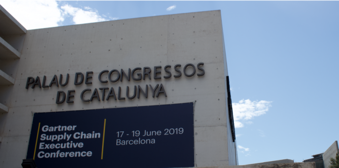 Gartner Supply Chain Conference 2019 - Diary: Part 2   Domo