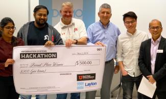 IS Hackathon 2019