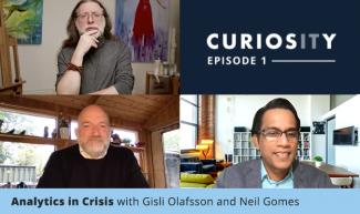 Curiosity - Episode 1 recap