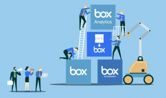 Box data integration