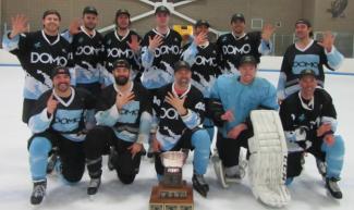 Domo Dusters hockey