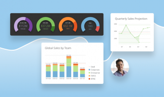 Action-based Dashboards